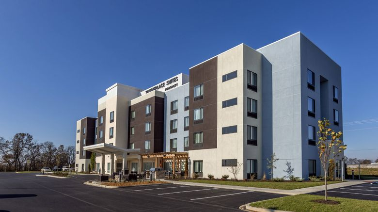 """TownePlace Suites Hopkinsville Exterior. Images powered by <a href=""""http://www.leonardo.com"""" target=""""_blank"""" rel=""""noopener"""">Leonardo</a>."""