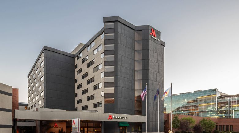 "Provo Marriott Hotel  and  Conference Center Exterior. Images powered by <a href=""http://www.leonardo.com"" target=""_blank"" rel=""noopener"">Leonardo</a>."