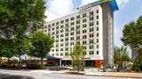 aloft Atlanta Downtown Exterior