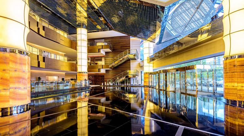 "The Westin Beijing, Chaoyang Lobby. Images powered by <a href=""http://www.leonardo.com"" target=""_blank"" rel=""noopener"">Leonardo</a>."