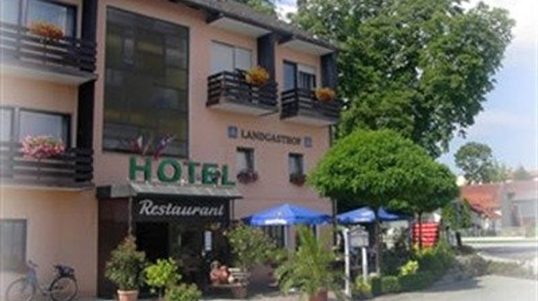 """AKZENT Hotel Landgasthof Murrer Exterior. Images powered by <a href=""""http://www.leonardo.com"""" target=""""_blank"""" rel=""""noopener"""">Leonardo</a>."""