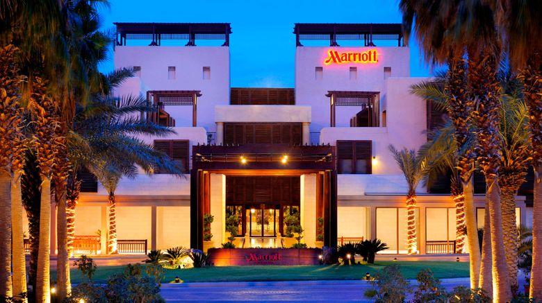 "Dead Sea Marriott Resort  and  Spa Exterior. Images powered by <a href=""http://www.leonardo.com"" target=""_blank"" rel=""noopener"">Leonardo</a>."