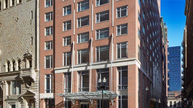 "Nine Zero, A Kimpton Hotel Exterior. Images powered by <a href=""http://www.leonardo.com"" target=""_blank"" rel=""noopener"">Leonardo</a>."