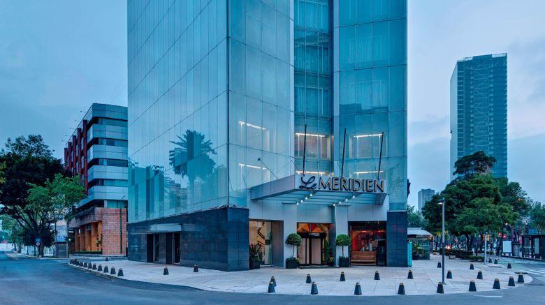 "Le Meridien Mexico City Exterior. Images powered by <a href=""http://www.leonardo.com"" target=""_blank"" rel=""noopener"">Leonardo</a>."