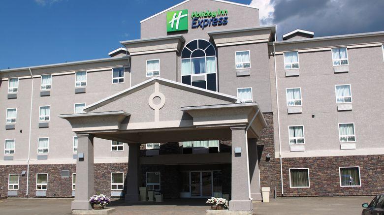 "Holiday Inn Express Yorkton East Exterior. Images powered by <a href=""http://www.leonardo.com"" target=""_blank"" rel=""noopener"">Leonardo</a>."