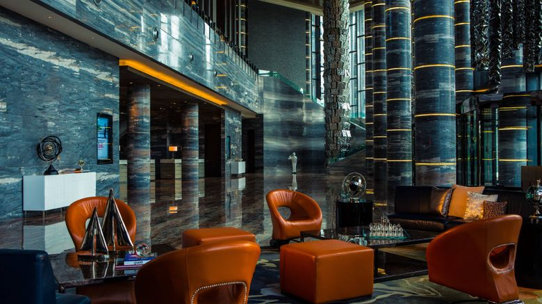 "Renaissance Guiyang Hotel Lobby. Images powered by <a href=""http://www.leonardo.com"" target=""_blank"" rel=""noopener"">Leonardo</a>."