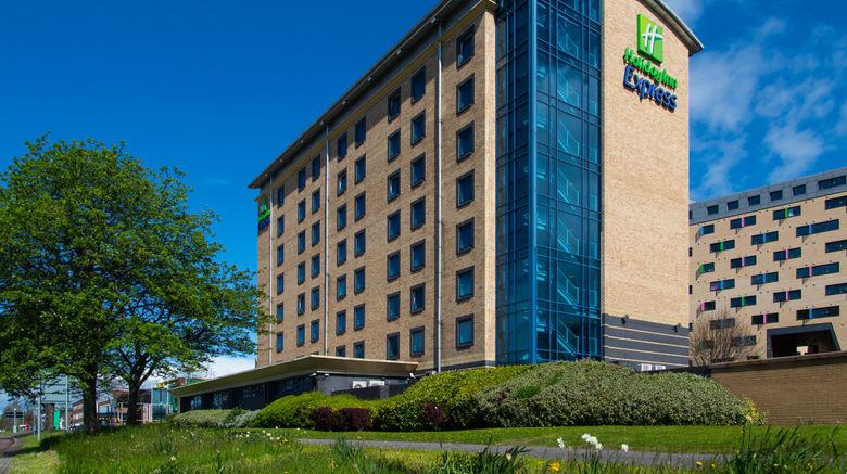 "Holiday Inn Express Leeds City Centre Exterior. Images powered by <a href=""http://www.leonardo.com"" target=""_blank"" rel=""noopener"">Leonardo</a>."