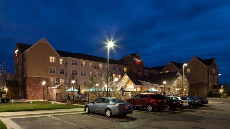 "Residence Inn Wichita East at Plazzio Exterior. Images powered by <a href=""http://www.leonardo.com"" target=""_blank"" rel=""noopener"">Leonardo</a>."