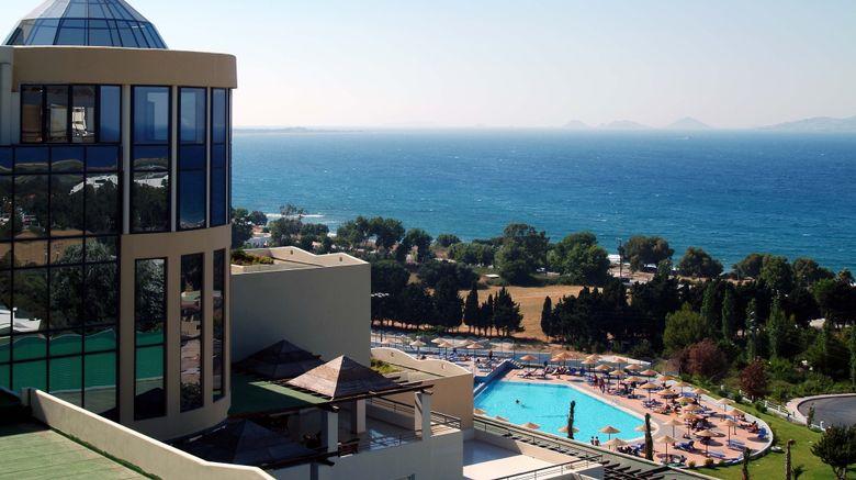 "Kipriotis Panorama Hotel  and  Suites Exterior. Images powered by <a href=""http://www.leonardo.com"" target=""_blank"" rel=""noopener"">Leonardo</a>."