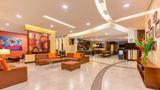 Courtyard San Jose Airport Lobby