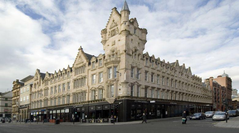 "Fraser Suites Glasgow Exterior. Images powered by <a href=""http://www.leonardo.com"" target=""_blank"" rel=""noopener"">Leonardo</a>."