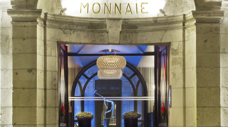 "<b>La Monnaie Art & Spa Hotel Exterior</b>. Images powered by <a href=""https://leonardo.com/"" title=""Leonardo Worldwide"" target=""_blank"">Leonardo</a>."