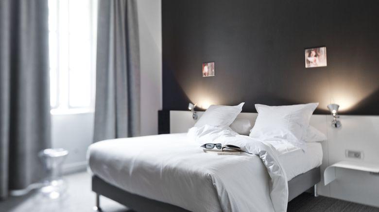 "<b>La Monnaie Art & Spa Hotel Room</b>. Images powered by <a href=""https://leonardo.com/"" title=""Leonardo Worldwide"" target=""_blank"">Leonardo</a>."