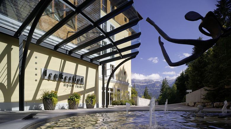 "Kurhotel Lenkerhof Exterior. Images powered by <a href=""http://www.leonardo.com"" target=""_blank"" rel=""noopener"">Leonardo</a>."