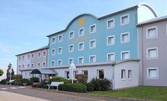Hotel Roi Soleil Strasbourg Holtzheim