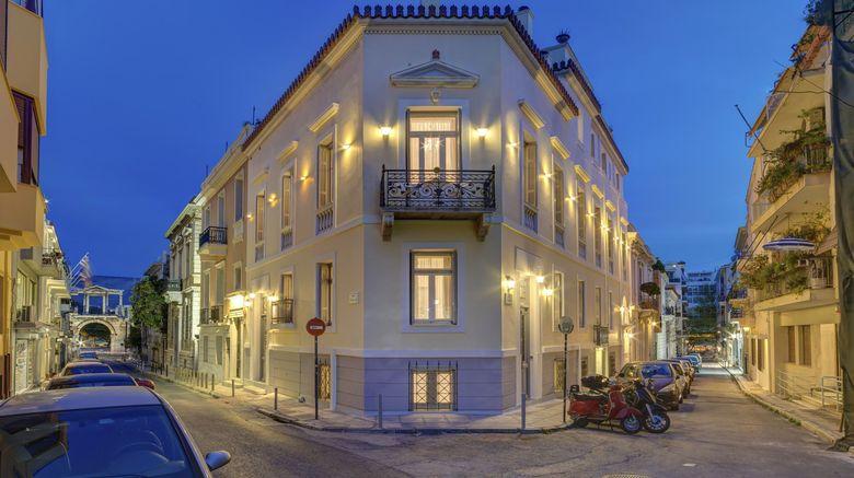"Home and Poetry Hotel Exterior. Images powered by <a href=""http://www.leonardo.com"" target=""_blank"" rel=""noopener"">Leonardo</a>."