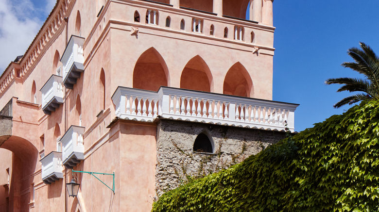 "Palazzo Avino Exterior. Images powered by <a href=""http://www.leonardo.com"" target=""_blank"" rel=""noopener"">Leonardo</a>."
