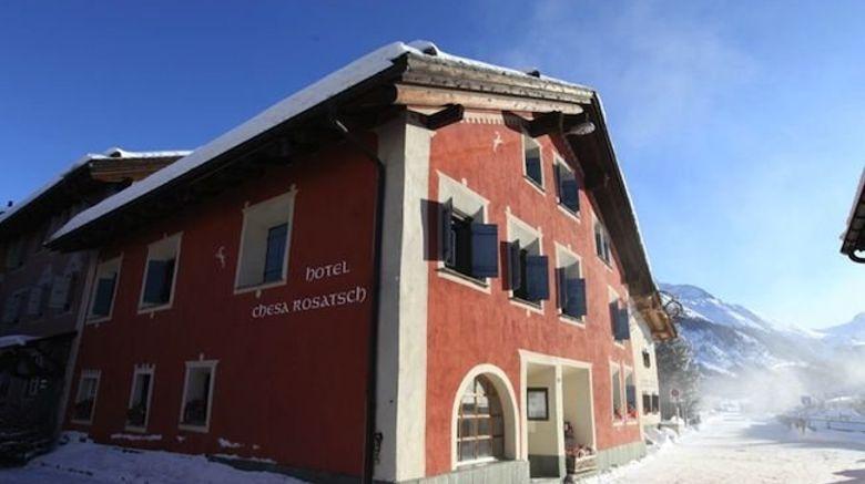 "Chesa Rosatsch Hotel Exterior. Images powered by <a href=""http://www.leonardo.com"" target=""_blank"" rel=""noopener"">Leonardo</a>."