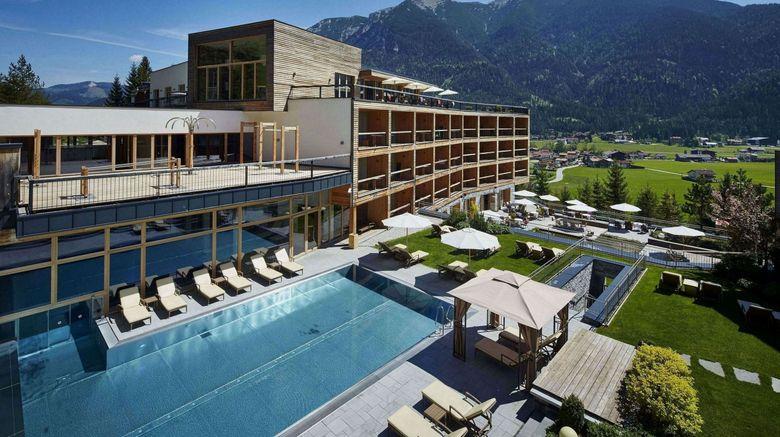 "Alpine Lifestyle Das Kronthaler Hotel Exterior. Images powered by <a href=""http://www.leonardo.com"" target=""_blank"" rel=""noopener"">Leonardo</a>."