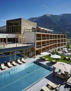 Alpine Lifestyle Das Kronthaler Hotel