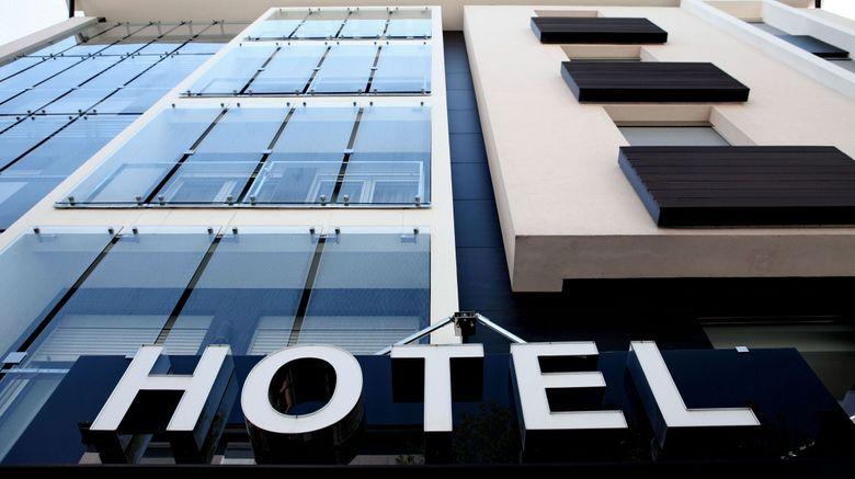 "Nova City Hotel Signature Collection Exterior. Images powered by <a href=""http://www.leonardo.com"" target=""_blank"" rel=""noopener"">Leonardo</a>."