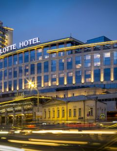 Lotte Hotel Moscow