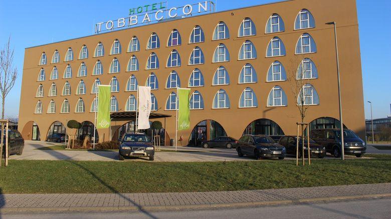 "Tobbaccon Hotel Exterior. Images powered by <a href=""http://www.leonardo.com"" target=""_blank"" rel=""noopener"">Leonardo</a>."