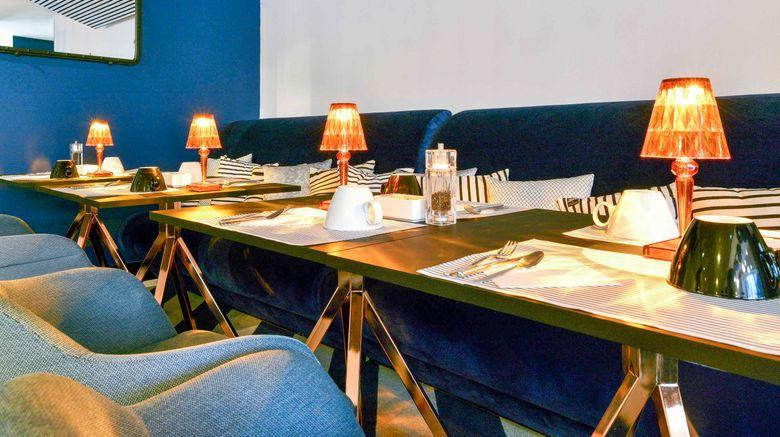 "<b>Novotel La Rochelle Restaurant</b>. Images powered by <a href=""https://leonardo.com/"" title=""Leonardo Worldwide"" target=""_blank"">Leonardo</a>."