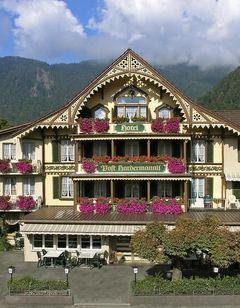 Hotel Post Hardermannli