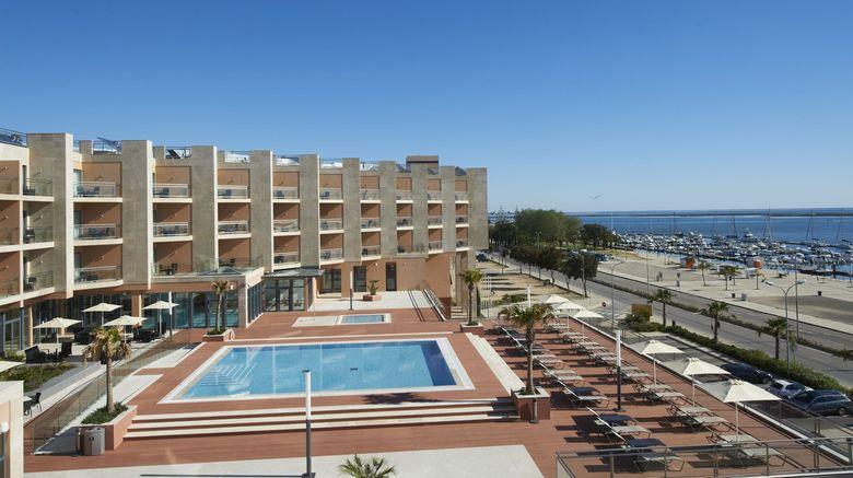 "Real Marina Hotel  and  Spa Exterior. Images powered by <a href=""http://www.leonardo.com"" target=""_blank"" rel=""noopener"">Leonardo</a>."