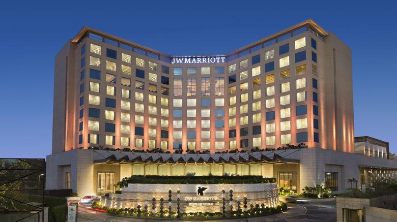 "JW Marriott Mumbai Sahar Exterior. Images powered by <a href=""http://www.leonardo.com"" target=""_blank"" rel=""noopener"">Leonardo</a>."