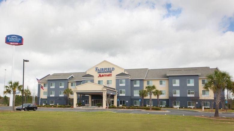 "Fairfield Inn  and  Suites Cordele Exterior. Images powered by <a href=""http://www.leonardo.com"" target=""_blank"" rel=""noopener"">Leonardo</a>."