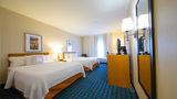 Fairfield Inn & Suites Cordele Room