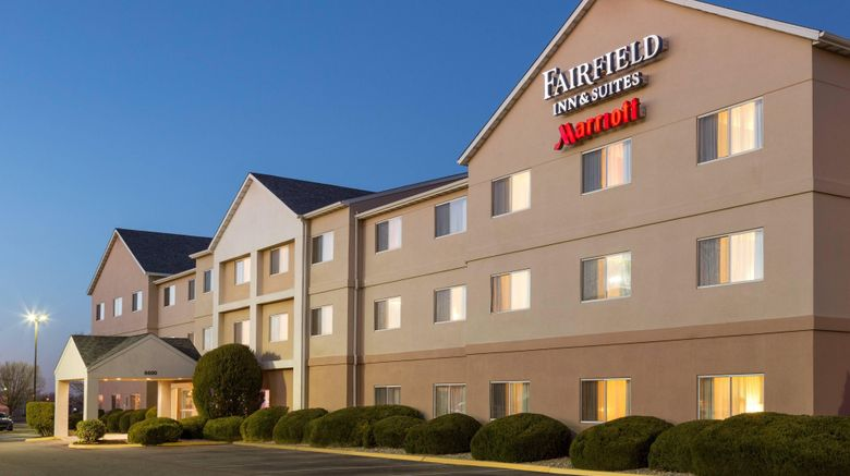 """Fairfield Inn  and  Suites West/Medical Ctr Exterior. Images powered by <a href=""""http://www.leonardo.com"""" target=""""_blank"""" rel=""""noopener"""">Leonardo</a>."""