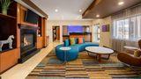 Fairfield Inn & Suites West/Medical Ctr Lobby