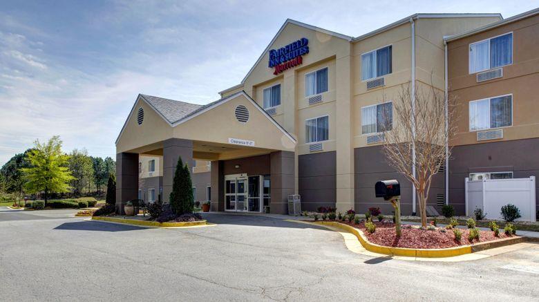 "Fairfield Inn  and  Suites Atlanta Suwanee Exterior. Images powered by <a href=""http://www.leonardo.com"" target=""_blank"" rel=""noopener"">Leonardo</a>."
