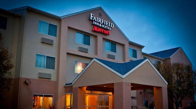 "Fairfield Inn by Marriott Exterior. Images powered by <a href=""http://www.leonardo.com"" target=""_blank"" rel=""noopener"">Leonardo</a>."