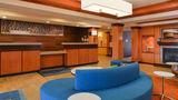 Fairfield Inn & Suites Bloomington Lobby