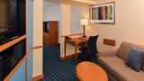Fairfield Inn & Suites Bloomington Suite