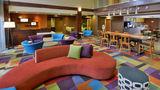 Fairfield Inn & Suites Hanes Mall Lobby