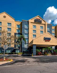 Fairfield Inn/Stes Orlando nr Universal