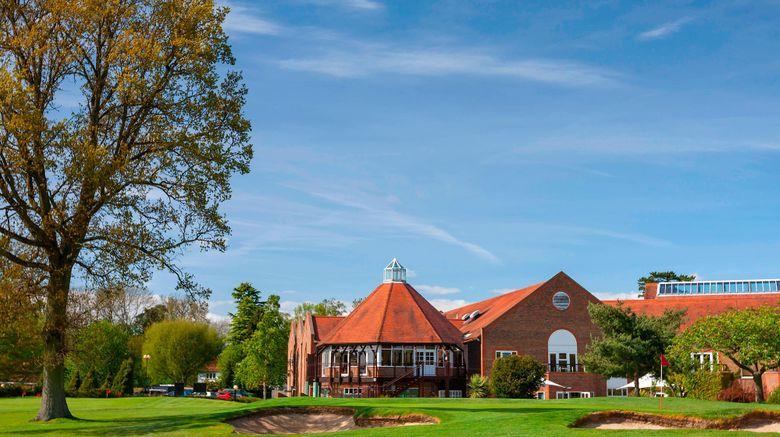 """Tudor Park Marriott Hotel  and  Country Club Exterior. Images powered by <a href=""""http://www.leonardo.com"""" target=""""_blank"""" rel=""""noopener"""">Leonardo</a>."""