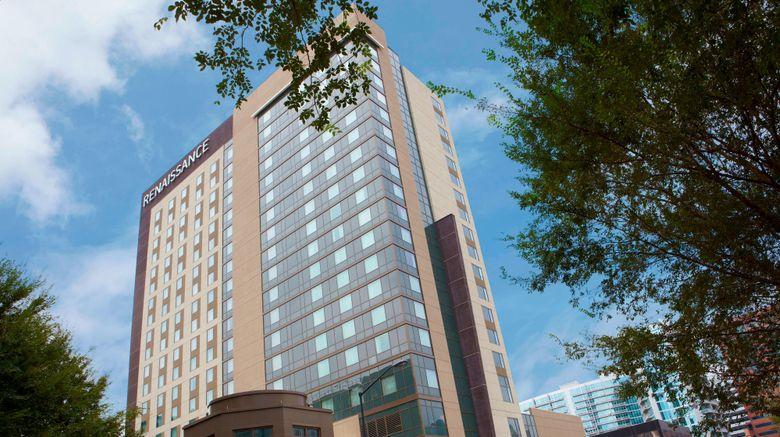 "Renaissance Atlanta Midtown Hotel Exterior. Images powered by <a href=""http://www.leonardo.com"" target=""_blank"" rel=""noopener"">Leonardo</a>."