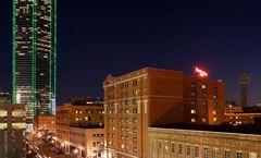SpringHill Suites Dallas Dtwn/West End