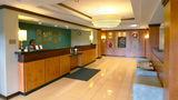 Fairfield Inn & Suites Des Moines Arpt Lobby