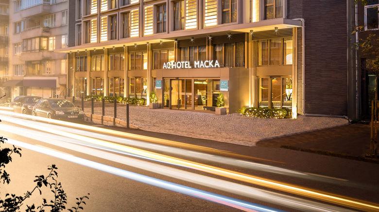 "AC Hotel Istanbul Macka Exterior. Images powered by <a href=""http://www.leonardo.com"" target=""_blank"" rel=""noopener"">Leonardo</a>."