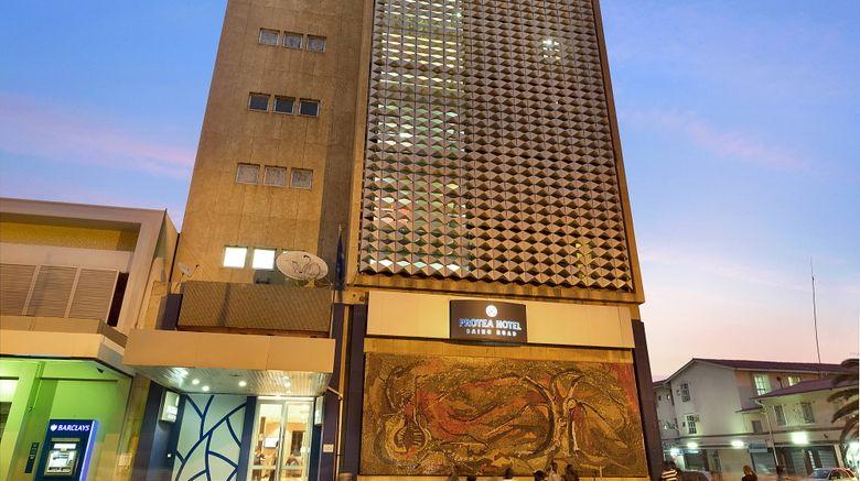 "<b>Protea Hotel Cairo Road Exterior</b>. Images powered by <a href=""https://leonardo.com/"" title=""Leonardo Worldwide"" target=""_blank"">Leonardo</a>."