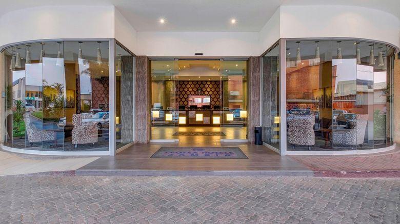"<b>Protea Hotel Lusaka Exterior</b>. Images powered by <a href=""https://leonardo.com/"" title=""Leonardo Worldwide"" target=""_blank"">Leonardo</a>."