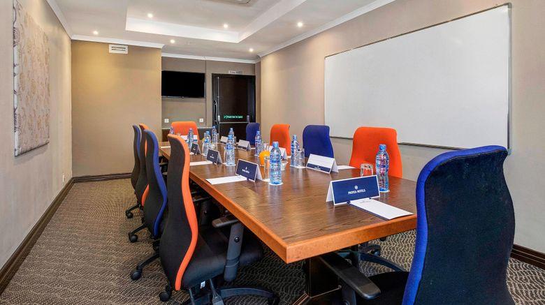 "<b>Protea Hotel Lusaka Meeting</b>. Images powered by <a href=""https://leonardo.com/"" title=""Leonardo Worldwide"" target=""_blank"">Leonardo</a>."