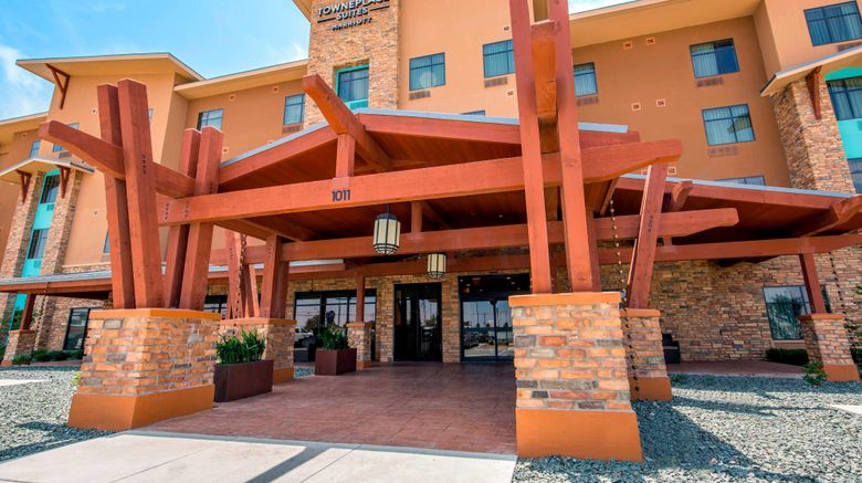 """TownePlace Suites Big Spring Exterior. Images powered by <a href=""""http://www.leonardo.com"""" target=""""_blank"""" rel=""""noopener"""">Leonardo</a>."""